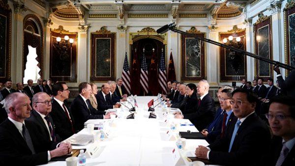 美国发表声明 回击中共白皮书(附中文翻译)