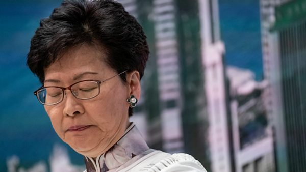《石涛聚焦》林郑被七次质问:是否问责引咎辞职