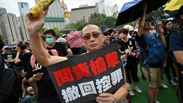 香港送中變「送終」 北京賠了「港首」又折兵