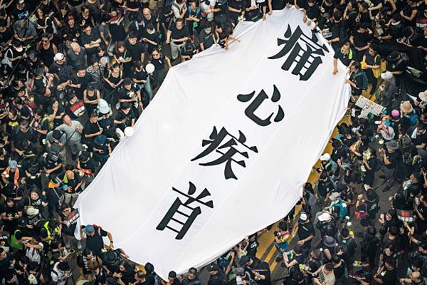 【美麗日報】美麗新視角第十四集:香港點到中共死穴 習機會不多