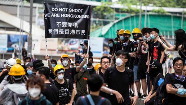 六四危機香港再現?各界冷眼看北京