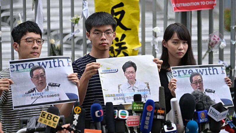 黄之锋:林郑月娥已成习近平的包袱