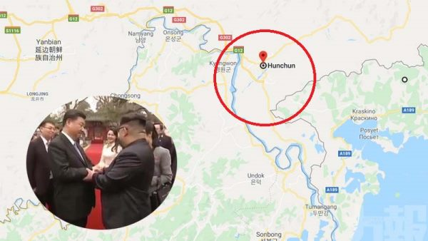 習近平宣布訪朝話音剛落 中朝邊境爆炸引發地震