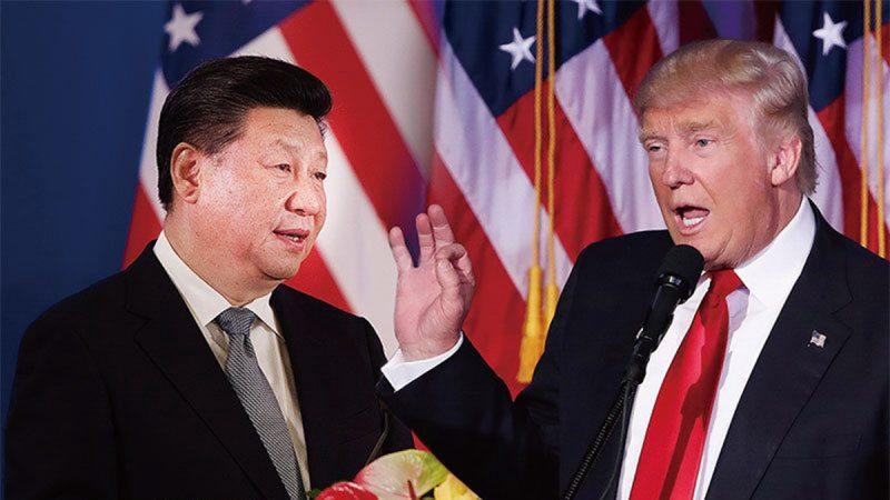 """贸易战变北京""""内战"""" 川习会或遇麻烦"""