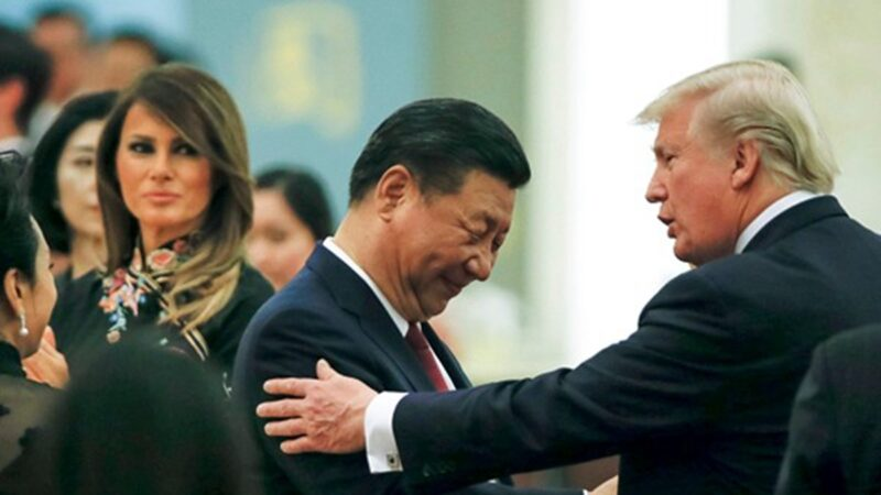 習近平見川普談乒乓外交 牽出一串政治黑幕