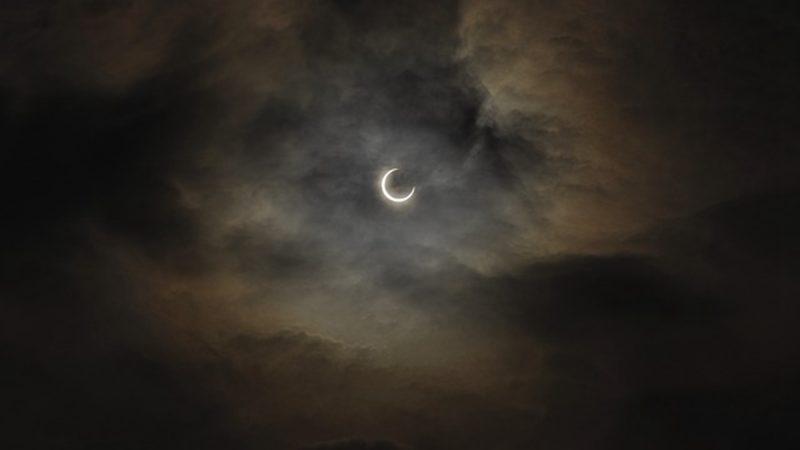 7月「天狗吞日」、「天狗食月」等三大天象輪番上演