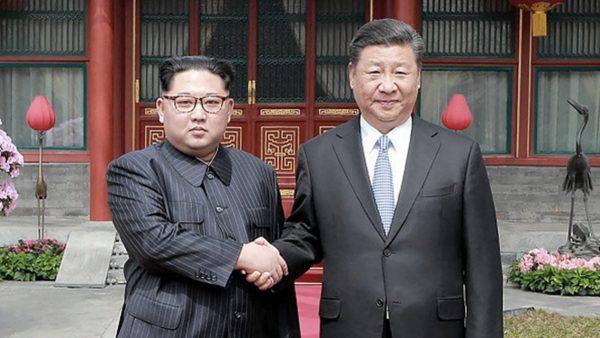 港媒:习近平访朝官宣未提无核化 中朝军事条约成焦点