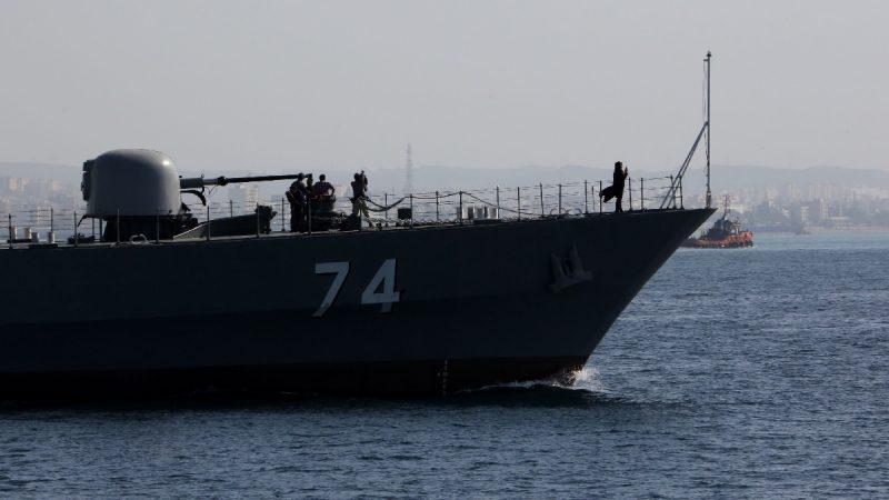 伊朗自称援助故障船只 说法与美相悖