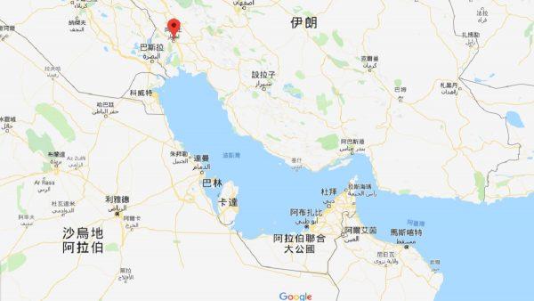 伊朗發生5.6地震 尚無災情傳出