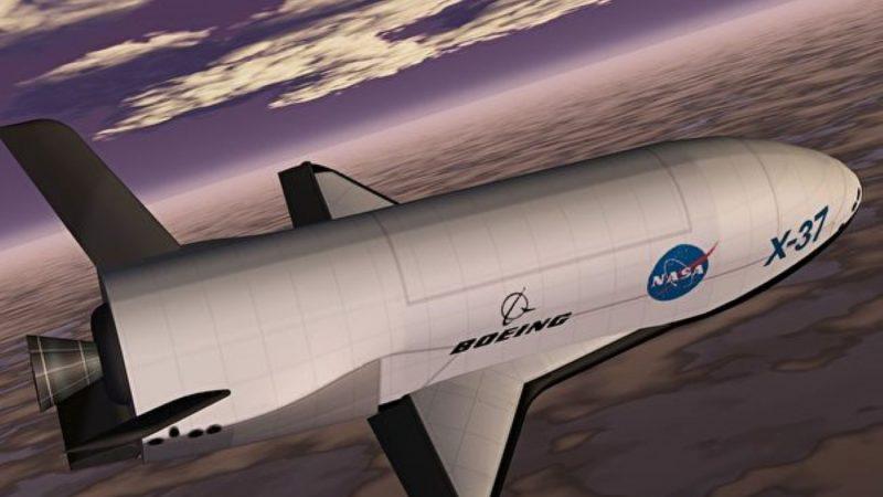业余天文学家拍下美军机密太空机