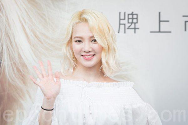"""少女时代孝渊 20日以""""DJ HYO""""身份推出新曲"""