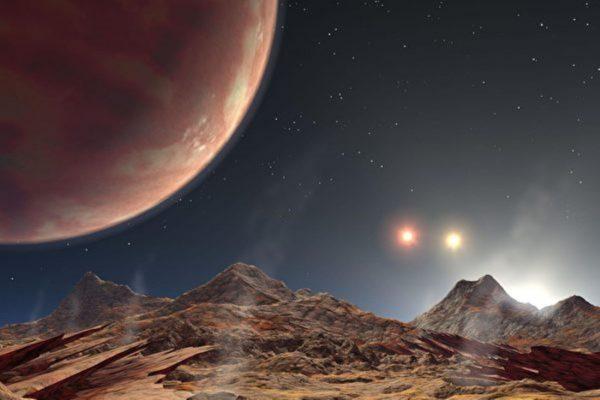 TESS新发现一系外行星 有三个太阳