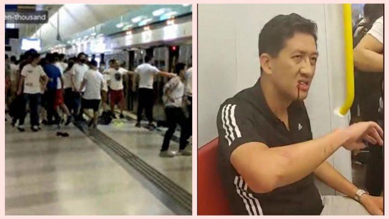 香港警黑勾结犯众怒 港民吁建民卫队 众网友响应