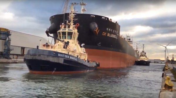 韓國逾4萬噸級貨輪 麻六甲海域遭海盜襲擊