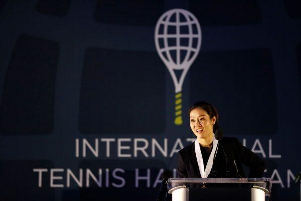 李娜入选网球名人堂 嘉言金句勉后进