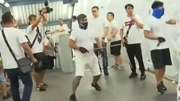 無懼元朗打人事件 港人727要強行上街(視頻)