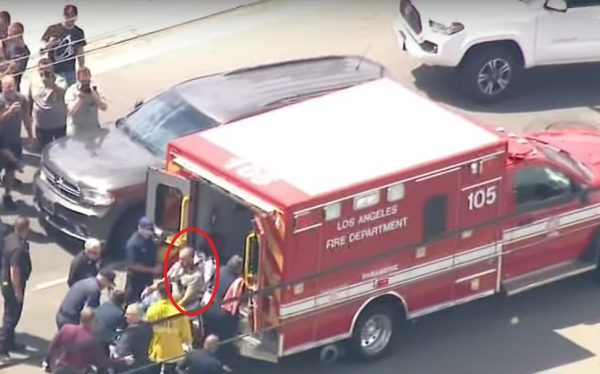 洛杉磯男槍殺無辜釀4死2傷 警追捕12小時制伏