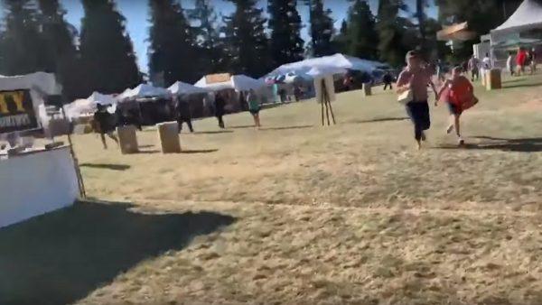 加州美食节枪撃至少酿3死 目击者:男持枪来回扫射