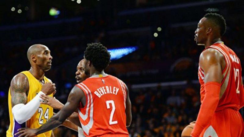 無規矩不成方圓 淺談NBA一些不成文規定