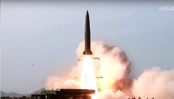 朝鮮一週2次試射飛彈 韓軍:參數與過去不同