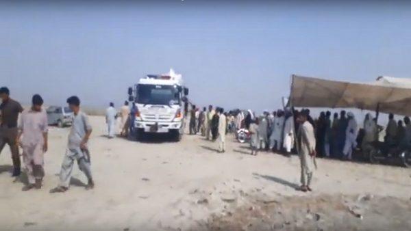 巴基斯坦偏遠區 客船翻覆釀4死21人失蹤
