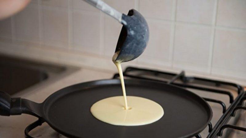流体力学助力 制作完美煎饼