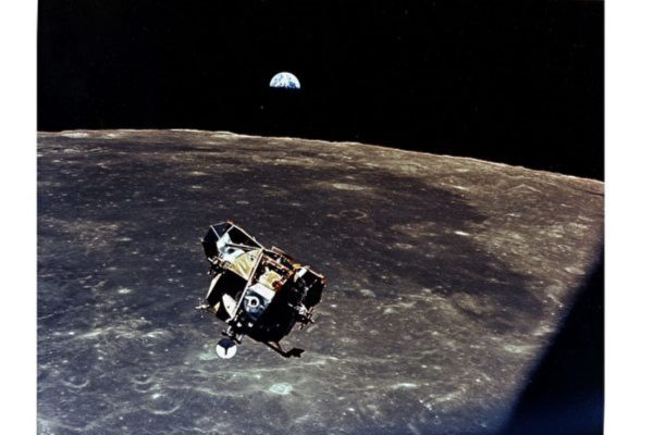 NASA将用红外技术绘制月球详细地图