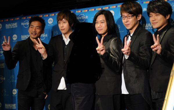 《五月天》称霸台湾华语片 上半年票房称冠