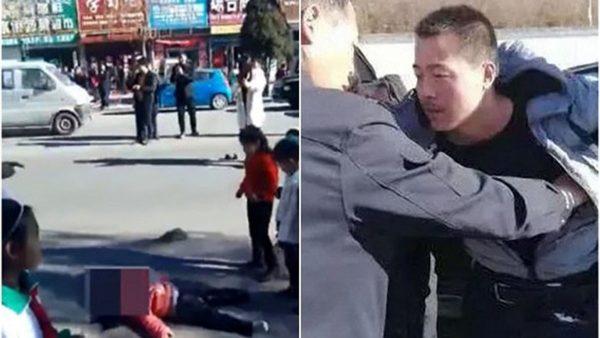 驾车泄愤撞死6学童 辽宁村官之子被判死刑