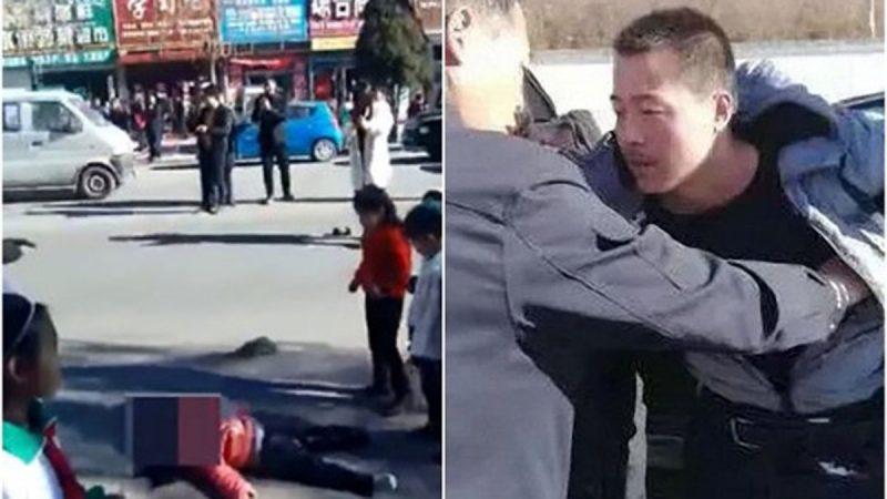駕車泄憤撞死6學童 遼寧村官之子被判死刑