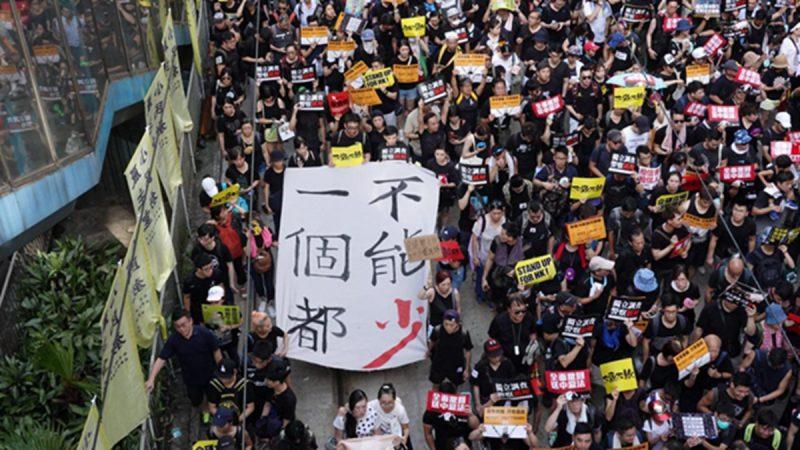 送中恶法成催命符?香港第4人自杀