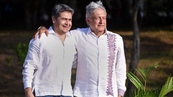 墨向洪都拉斯提供2万工作 遏制移民涌向美国