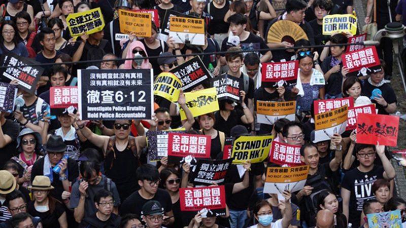 北大教授:香港之亂是管出來的 北京應還權給港人