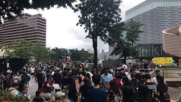 章天亮:10项非暴力行动将为香港赢来真正自由