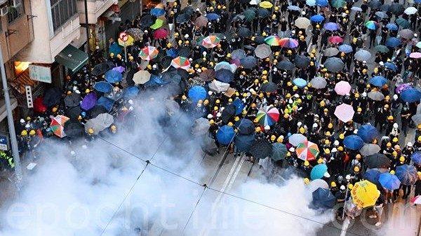 香港民众的新歌– 致林郑