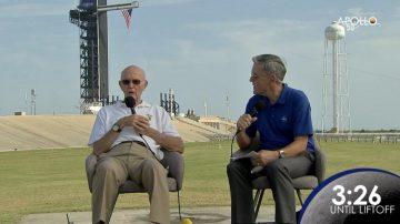 阿波罗登月50周年 太空人回顾当时惊心一幕