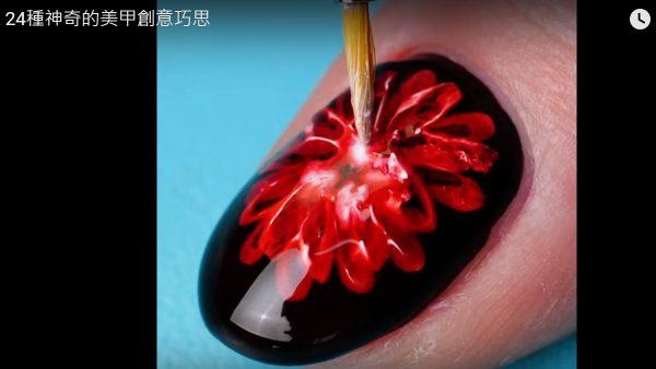 24种奇妙的美甲创意 制作超简单(视频)
