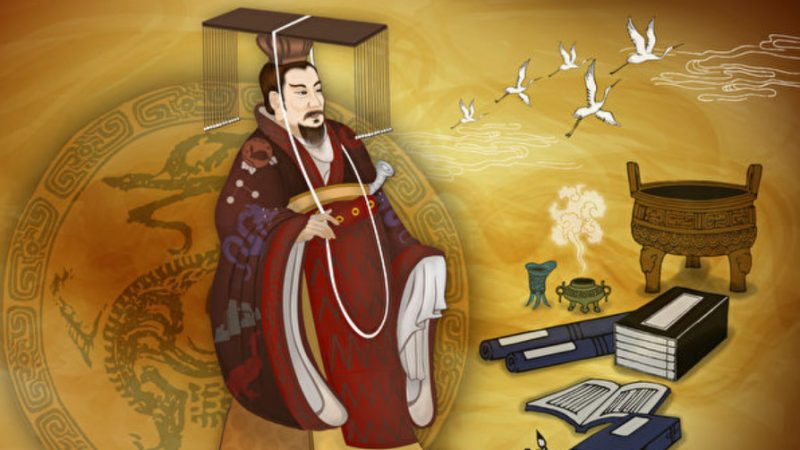 【文史】汉武帝尊儒术 兴太学培养人才