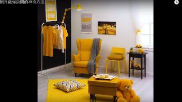 27个升级你房间的简单方法 健康家居 瞬间拥有明亮色彩(视频)