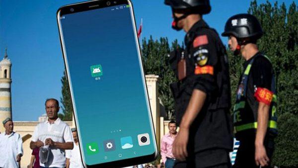 赴新疆遊客手機被安監控軟件 中共審查內幕曝光