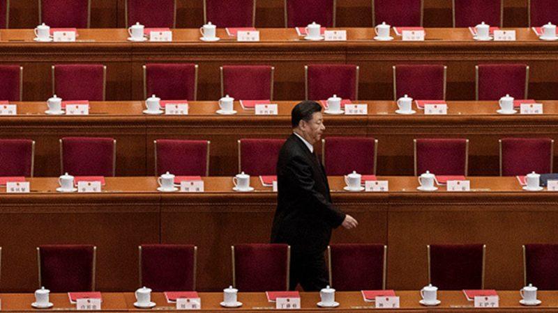 港媒:習「自拉警報」保權 黨內對手伺機倒習