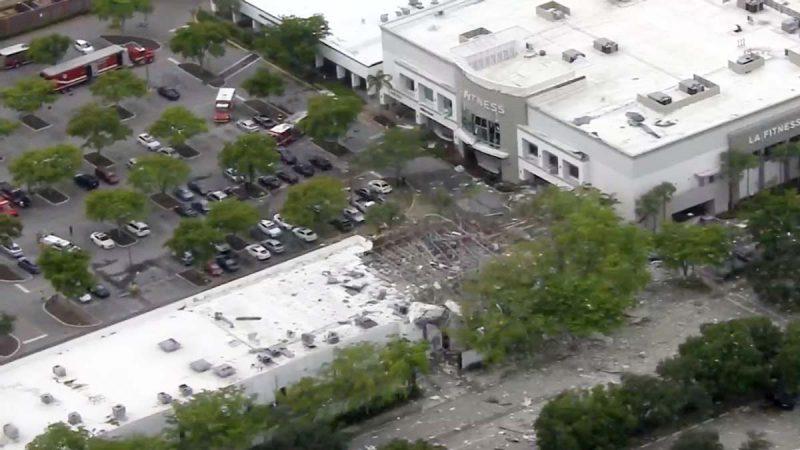 美佛州購物中心大氣爆 現場一片狼藉釀23傷