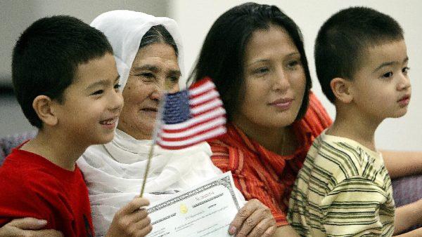 美將變更入籍考試 加強申請人公民意識