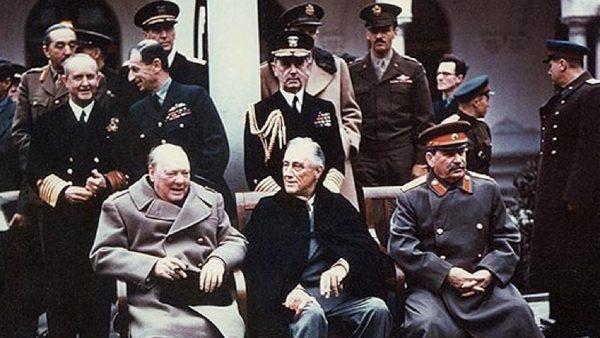 【江峰時刻】「打造」《雅爾塔協議》出賣中國的神秘人,躲在羅斯福總統身後的紅色間諜