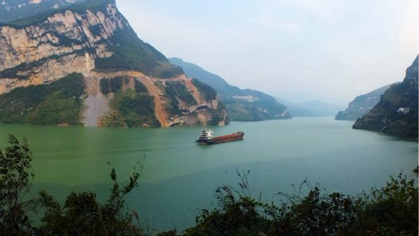风水师:三峡大坝切断中华龙脉