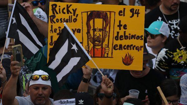 波多黎各总督辞职在即?发言人否认已最终决定