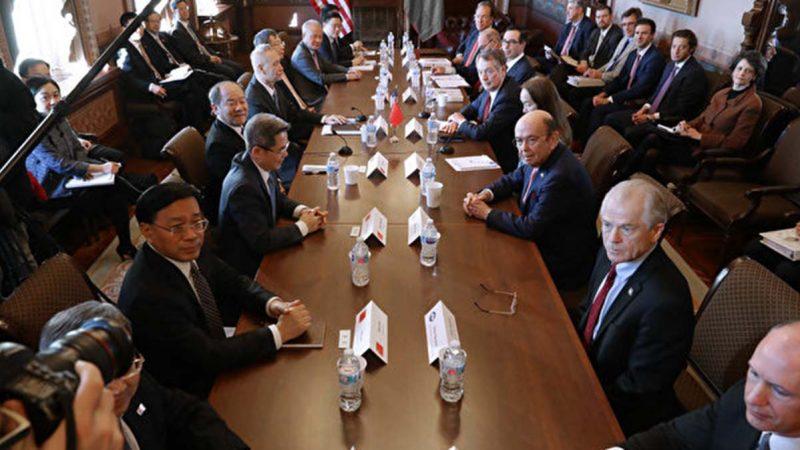 中美贸谈推至十月 习近平谋求政治安全?