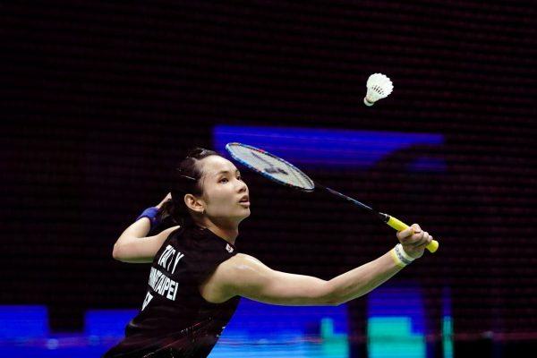 日本羽賽 戴資穎退印尼小將晉8強