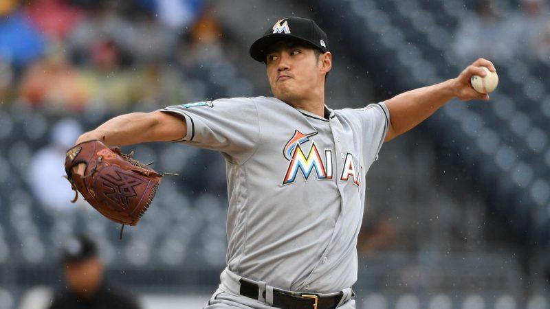 MLB陳偉殷遭打爆 掉5分下場