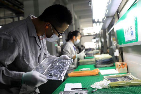 日韓貿易戰延燒 中國高科技供應鏈恐受波及